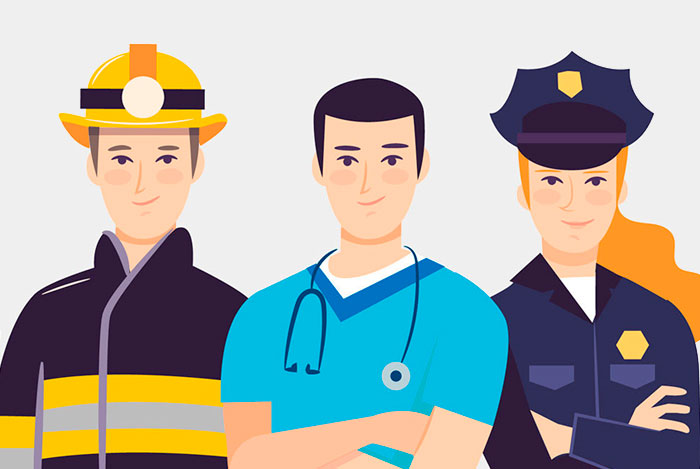 Oferta para trabajadores durante la crisis del COVID
